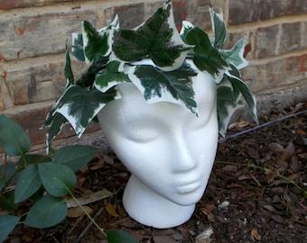 Ivy Flower Crown