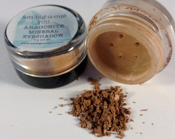 Aragonite Mineral Eyeshadow- All Natural/Vegan/GlutenFree