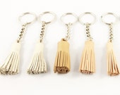 NEW Soulchain - Leather Tassel Keychain (Summer Solstice Collection)