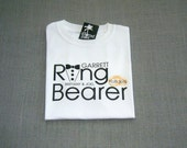 Ring Bearer Tuxedo Suit Wedding T-Shirt