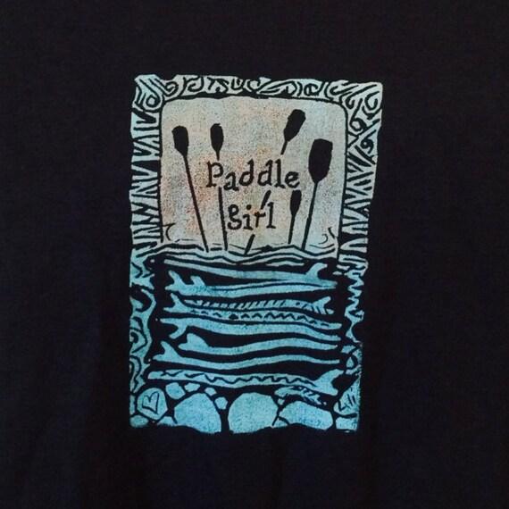 Paddle Girl Bamboo shirt