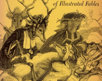 Aesop: Five Centuries of Illustrated Fables selected by John J. McKendry
