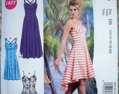 McCall's Misses' Dresses Pattern M6740 - Size 4-12 and 12-20