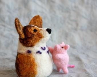 Plush Toy: Fiber Friend Add-On
