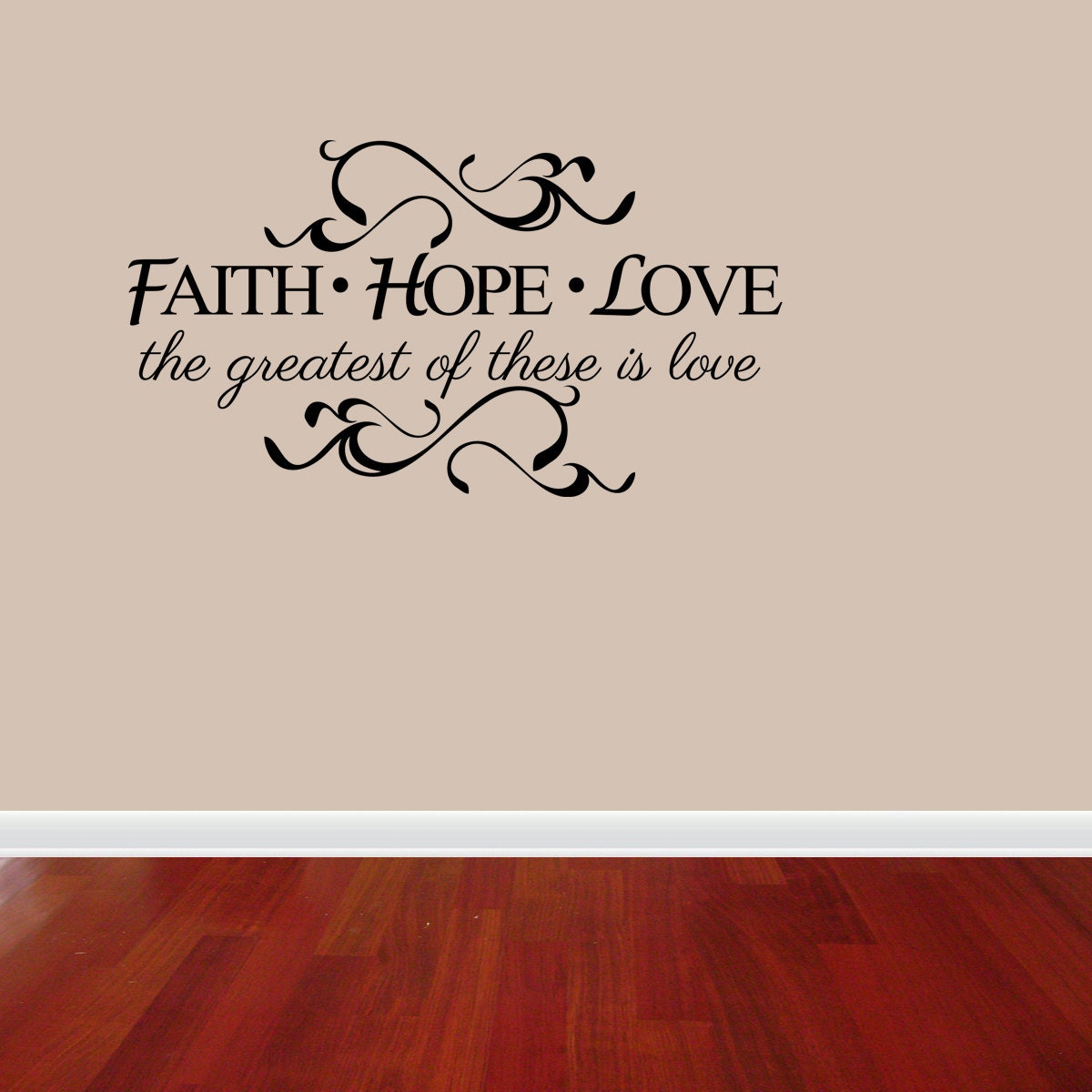 hope and faith Lyrics to faith, hope and love song by mark schultz: a chapter done turn the page and separate roads lead separate ways but as we go, we're not alone.