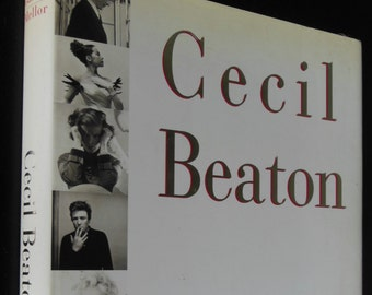 Vintage Cecil Beaton Book of Photographs