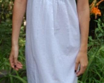 Organic Cotton Nightgown JP05