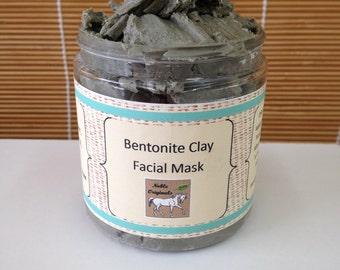 Bentonite clay mask reviews
