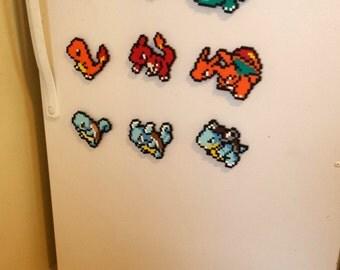 Pokemon Magnets
