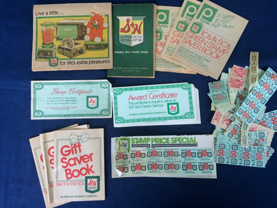 Forex green trading stamps s&h