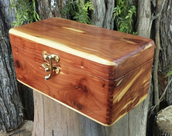 In Stock, Cedar Essential oil box  - Holds 18 bottles 15ml Young Living Brand size.