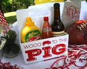 SALE! Wooo to the Pig Condiment Caddy