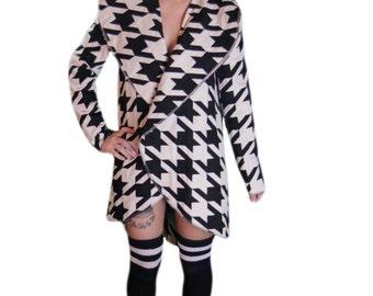 Chic Circle Coat