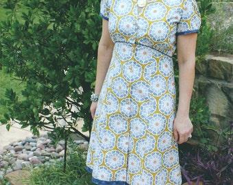Pattern - Isabella Dress Paper Sewing Pattern by Serendipity Studio (SDG140)