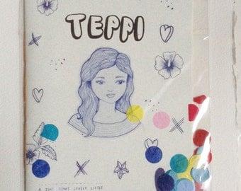Teppi Zine issue #2 - A5
