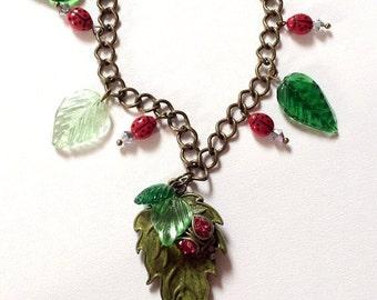 Ladybugs Day Out Bracelet
