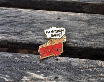 Cherry Pie Pin