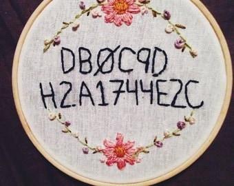 Custom Wifi Embroidery