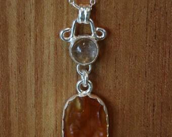Keyhole Necklace