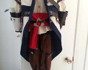SALE! Connor Ratonhnhaké:ton Assassin's Creed Cosplay