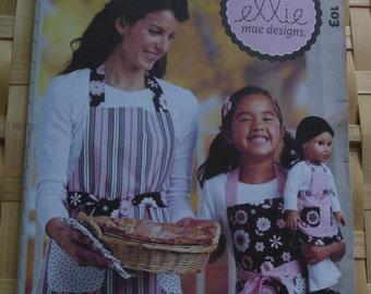 Festive Kitchen Trio Pattern,ellie mae designs from Kwik Sew
