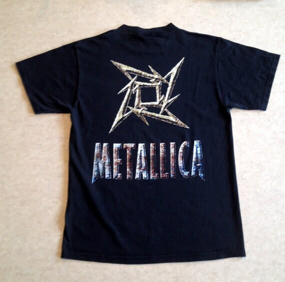Vintage Metallica T Shirt 121