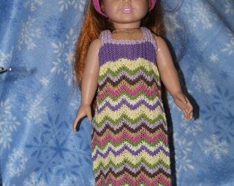 """Sundress for 18"""" doll"""