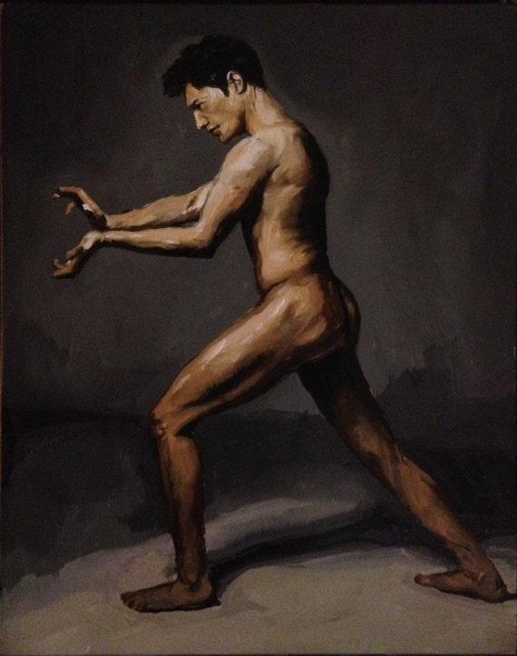 from Francis male nude tai chi