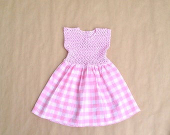 Baby pink clothes