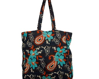 KANTHA Bag - Carry size