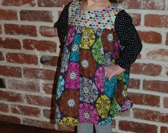 Georgy Dress (Size 12M to 6)