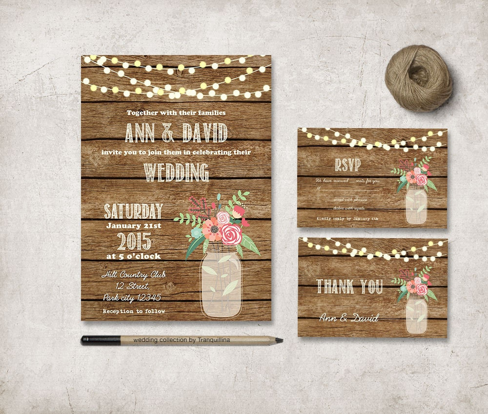 Impertinent image with regard to printable rustic wedding invitations