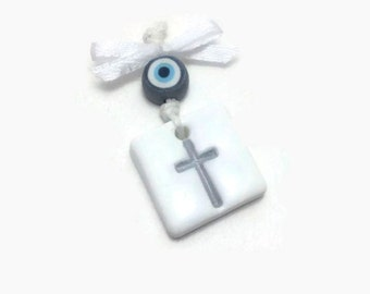 Martyrika Greek Orthodox, Boys Martyrika, Girls Martyrika, Witness Pins, Cross Party Favors, Baptism Pin, Greek Baptism Pin, Pcs 20, 40, 60