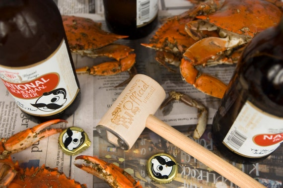 Maryland Pride Crab Mallet