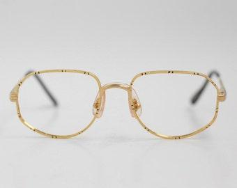Vintage NAF-NAF eyeglasses / Womens Glasses / French Spectacle Frames / France - 80s