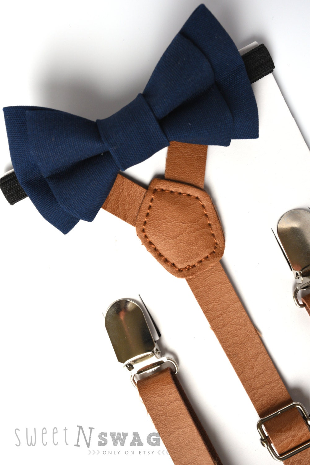 our suspender sizes are the length of the suspender (in inches), fully let out. ACTUAL MEASURING METHOD (recommended when buying Leather Suspenders or Child's Suspender, especially): Measure the distance from side-back waistline of pants for X-back, center-back waistline for Y-back, diagonally over the shoulder, to front waistline.