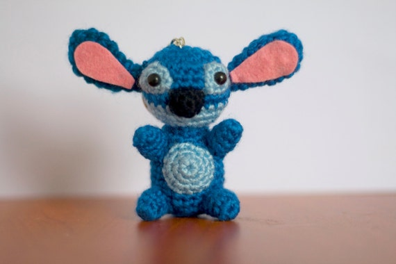 Amigurumi Lilo Y Stitch : Items similar to Amigurumi Stitch - Lilo y Stitch ...