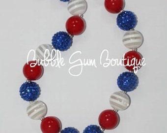 Montreal Canadiens Bubble Gum Necklace