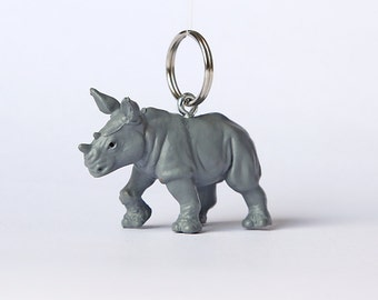 "Key chain ""Rhino"""