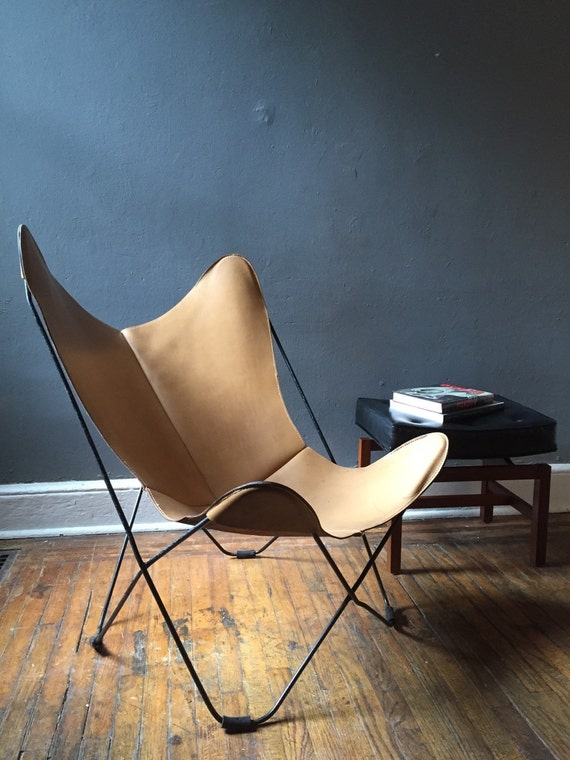 mid century butterfly chair b