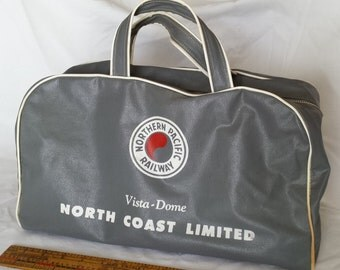 Vista Dome Passenger Car Bag