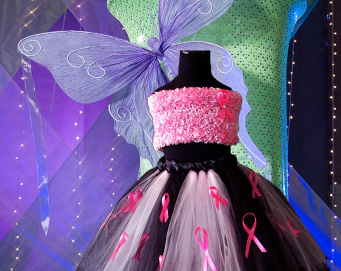 Make A Difference Breast Cancer Awareness Specialty Tutu Skirt