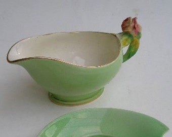 Deco Royal Winton Green Rosebud