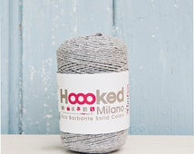 Barbante eco yarn, grey