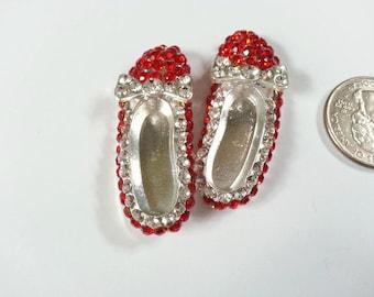 Ruby Slippers Needle Minder