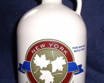 Pure Maple Syrup, Half Gallon