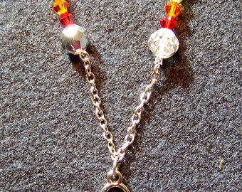 Goddess of the Rainbow Tribe Necklace