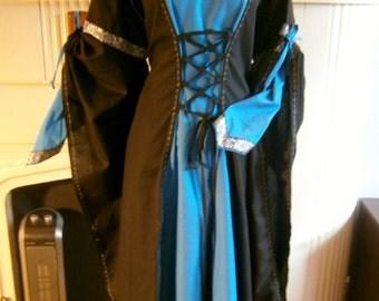 Medieval Dress, Renaissance Fairs, Gown, LARP, Fantasy Dress