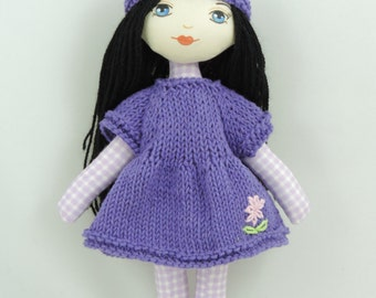 miniDollisia – cloth doll