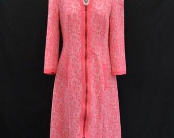 1970's Hanro Siesta Housecoat